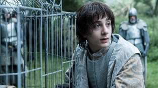 Robin Arryn in Game of Thrones