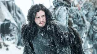 Jon Snow in Game of Thrones