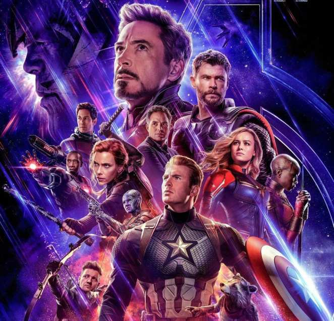 Avengers Endgame is the end of the Infinity Saga of 22 films from Marvel Studios