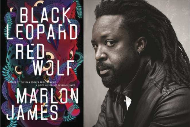 Marlon James is the author of Black Leopard