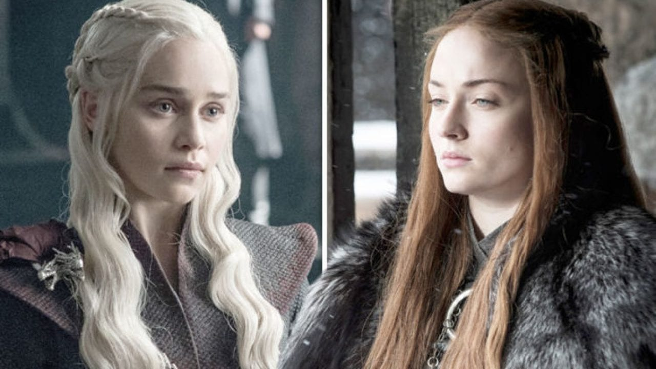 United and Reunited in Winterfell in the Game of Thrones