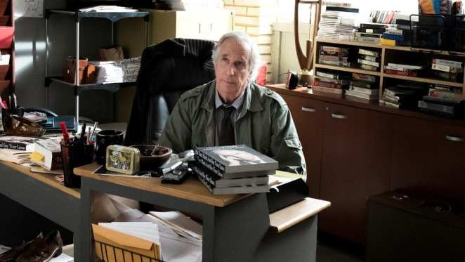 Henry Winkler in HBO's Barry