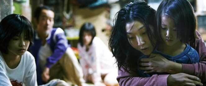 The Shibata family thinks about their future in Shoplifters