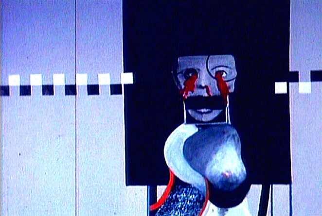 The Alphabet by David Lynch