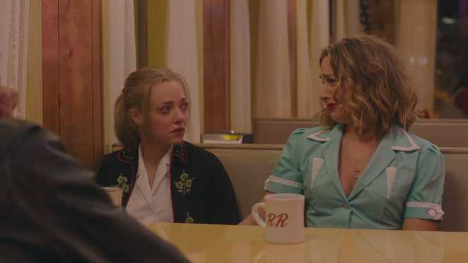 Shelly and Becky Briggs at the RR Diner