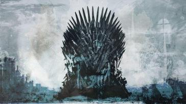 Game of thrones, throne