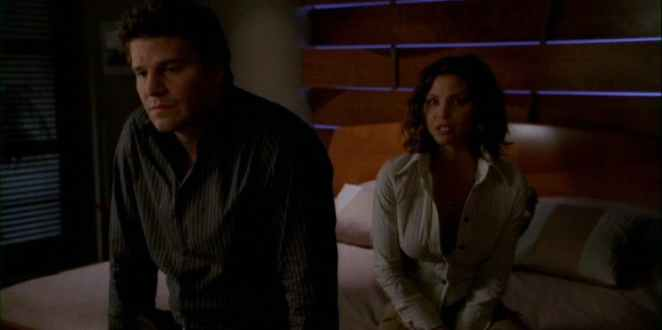 "Angel and Cordelia, from the episode ""You're Welcome"""