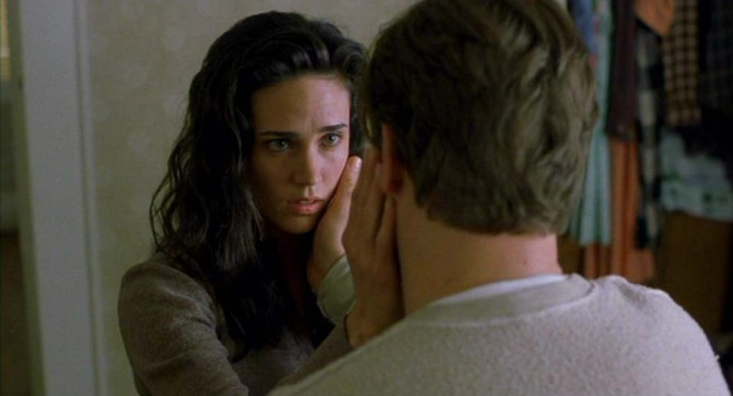 Jennifer Connelly as Alicia in A Beautiful Mind