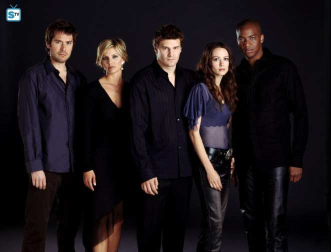 Promo shot of Team Angel