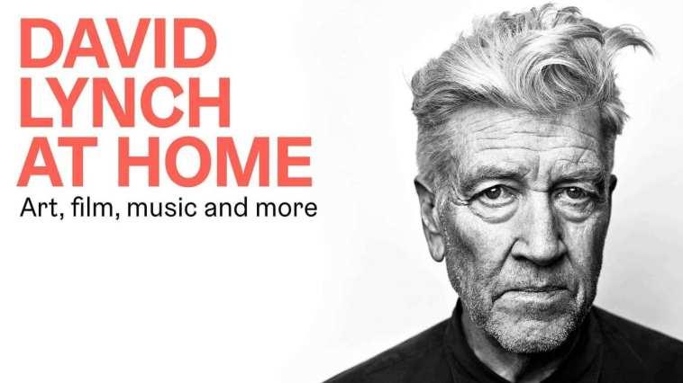 David Lynch at Home