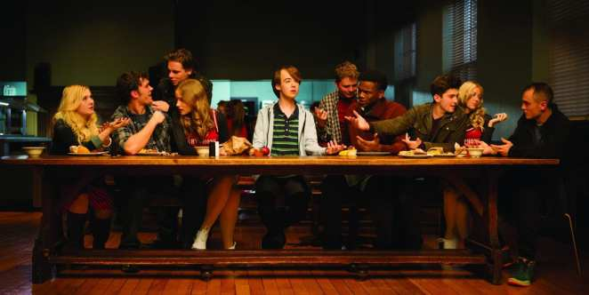 Freak Show Last Supper