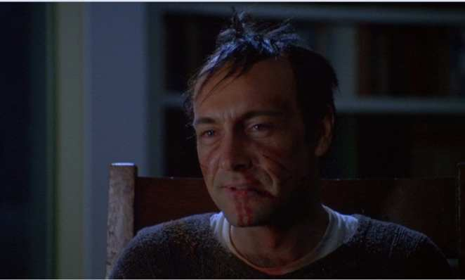 Kevin Spacey is Buddy in Swimming with Sharks