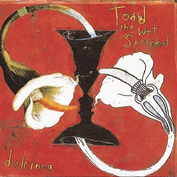 Toad the Wet Sprocket's Dulcinea cover art.