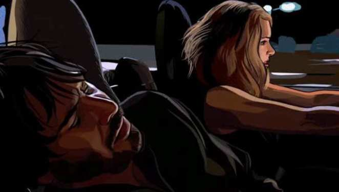 Things take a turn for the worse in A Scanner Darkly.