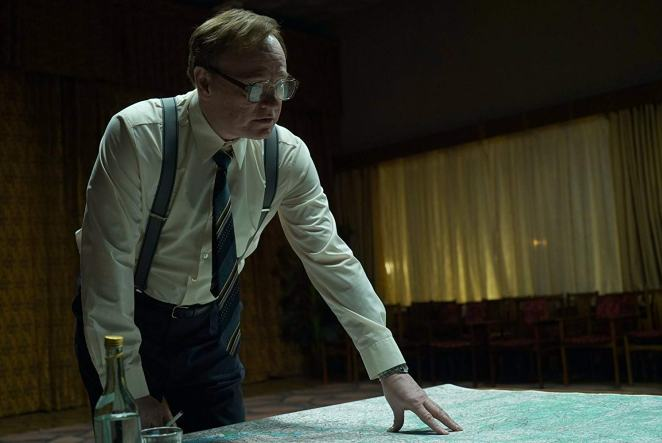 jared harris as valery legasov in HBO's chernobyl