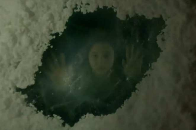 """A child is trapped under ice in NOS4A2 Episode 2, """"The Graveyard of What Might Be"""""""