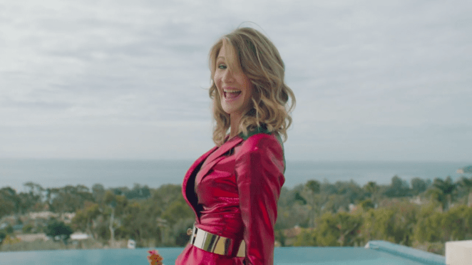 Laura Dern as Renata Klein in the Season 2 premiere of Big Little Lies