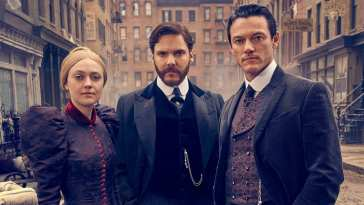 TNT's The Alienist Cast