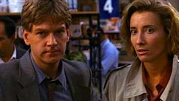 Kenneth Branagh and Emma Thompson in Dead Again