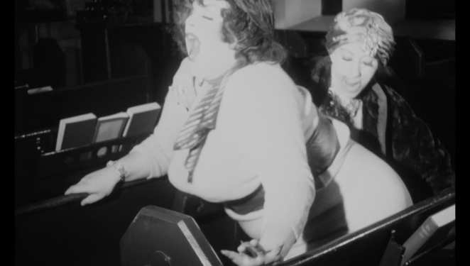 The rosary job in Multiple Maniacs