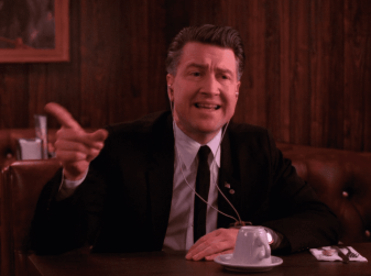 Gordon Cole (David Lynch) in Twin Peaks