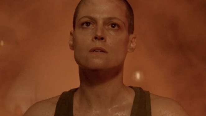 Ripley makes the final sacrifice to protect the world from the horrors of the xenomorph at the conclusion of Alien 3.