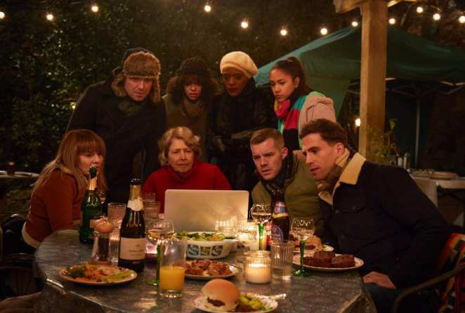 The Lyons family in the BBC and HBO show Years and Years