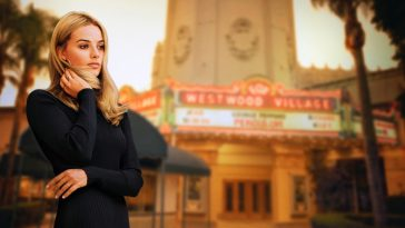 Margot Robbie stars in Once Upon a Time in Hollywood