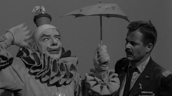 The Major finds strange companions while stuck in The Twilight Zone
