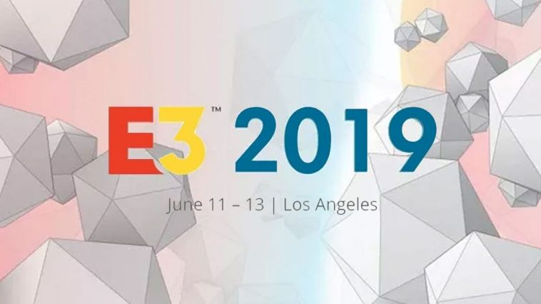 E3 Expo Gaming title screen and logo
