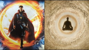 Dr Strange and The Fountain