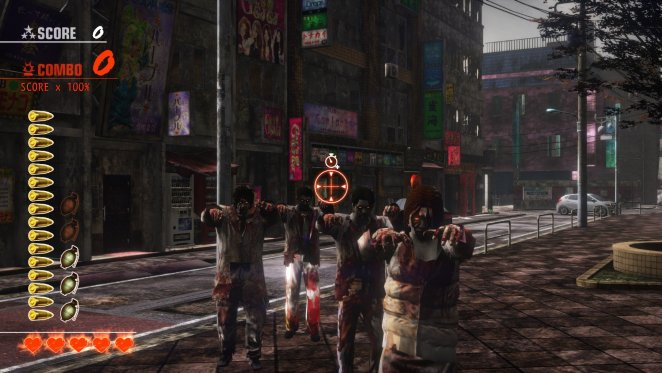 Zombies in sight in Judgment