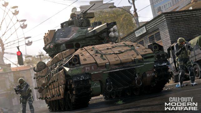 Call of Duty: Modern Warfare screenshot