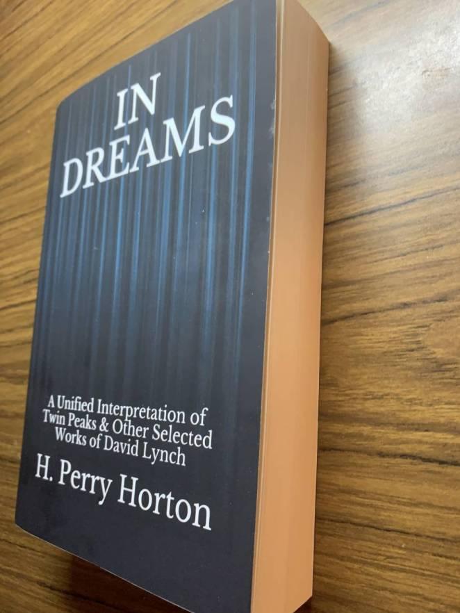 Print copy Horton's In Dreams