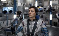 "Daniel Wu leads an exploration m ""Europa Report."""