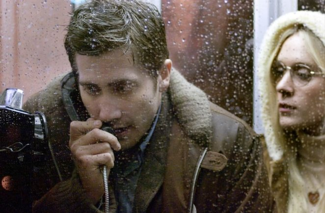 Robert Graysmith makes a frantic late night phone call when he makes a connection in the Zodiac killer case.