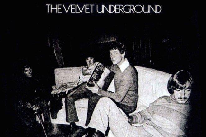 Velvet Underground self titled album cover