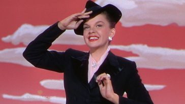 Judy Garland from Summer Stock screenshot