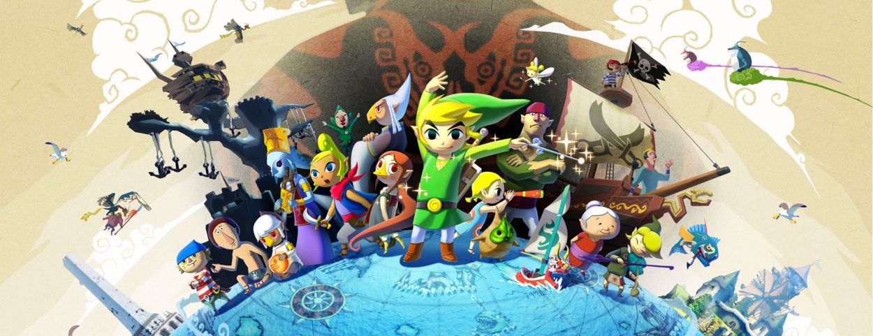 Setting Sail- The Legend of Zelda: Wind Waker