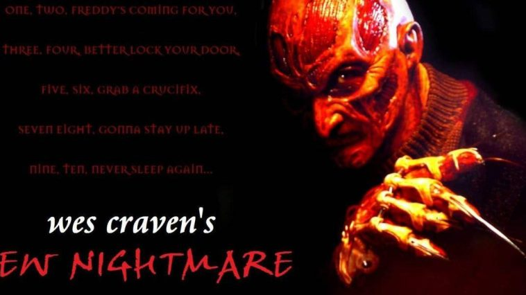 Wes Cravens New Nightmare wallpaper