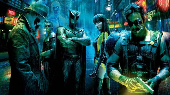 Promo Mid Shot of the Watchmen