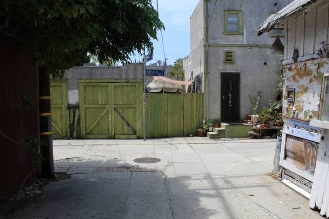 Tina Gray's house in Venice, Los Angeles