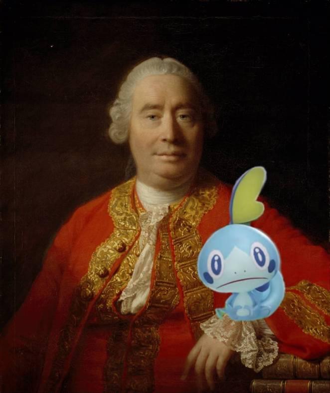 David Hume and Sobble