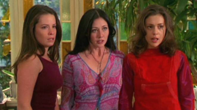The Halliwell sisters gather to fight another evil