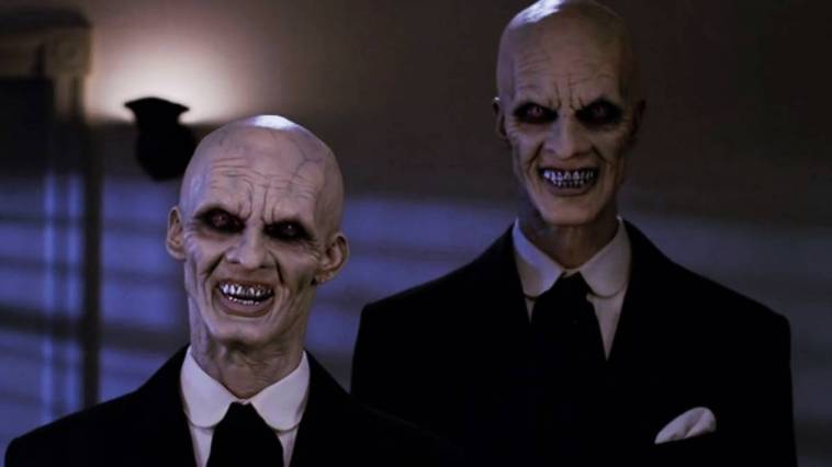 The Gentlemen from Buffy episode Hush