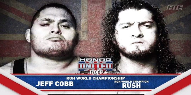 ROH World Championship Bout