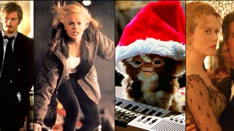 A collage of images from films like Gremlins and Eyes Wide Shut