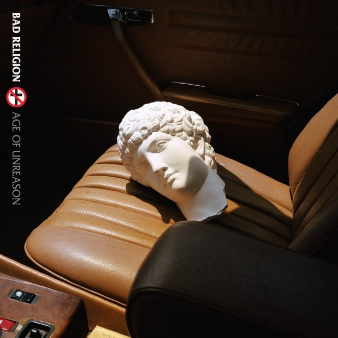 Album cover for Age of Unreason by Bad Religion