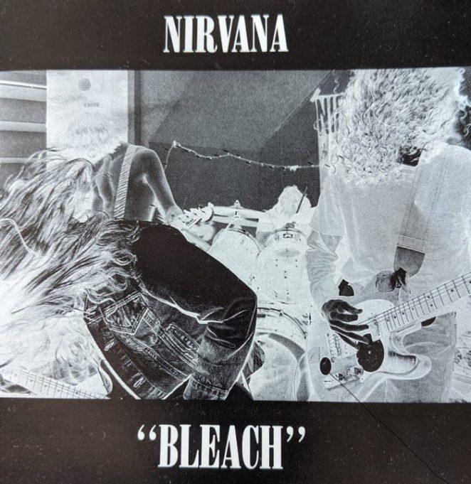 Bleach album cover