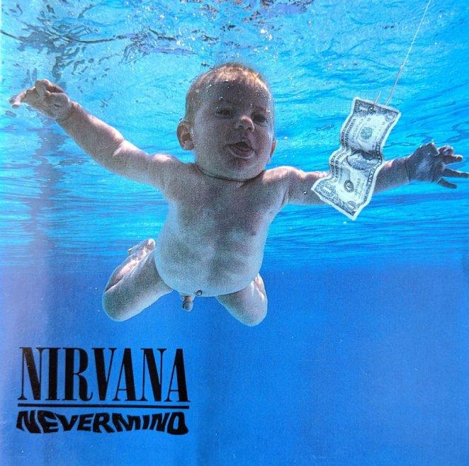 Nevermind album cover